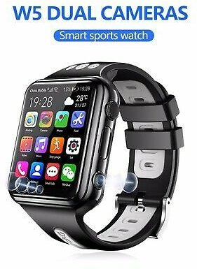 Children Gps Smart Watch Android Ios for Apple Waterproof 4G Sim Smartphone New