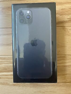 BRAND NEW UNOPENED/SEALED  Apple IPhone 11 Pro 64gb AT&T Space Gray