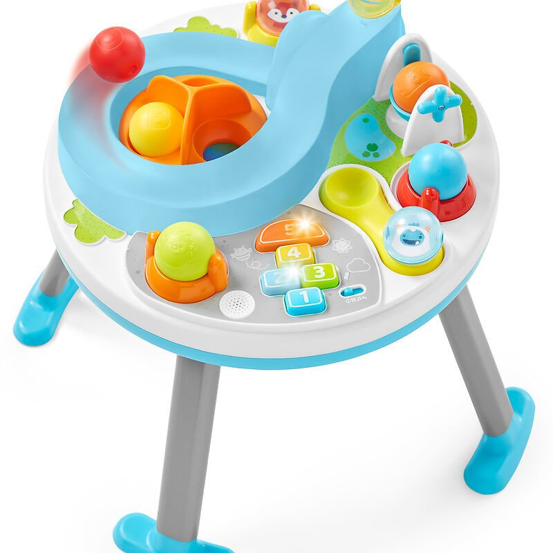Explore & More Let's Roll Activity Table