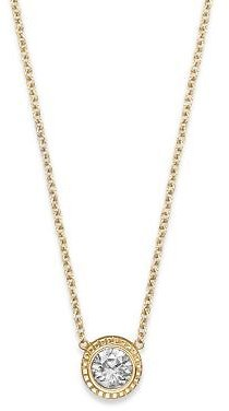 Bloomingdale's Diamond Pendant Necklace in 14K Yellow Gold, 0.25 Ct. T.w. - 100% Exclusive Jewelry & Accessories - Bloomingdale's
