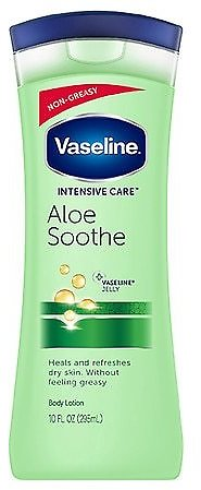 3-Count Vaseline Body Lotions