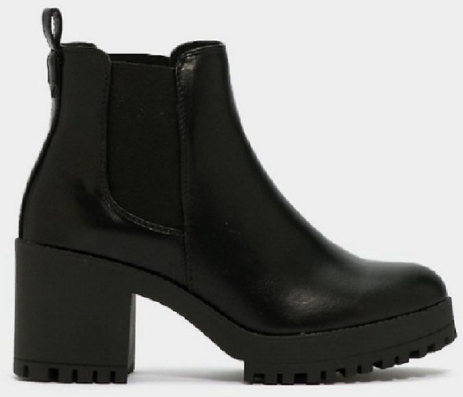 Mind Your Step Heeled Ankle Boots | Nasty Gal