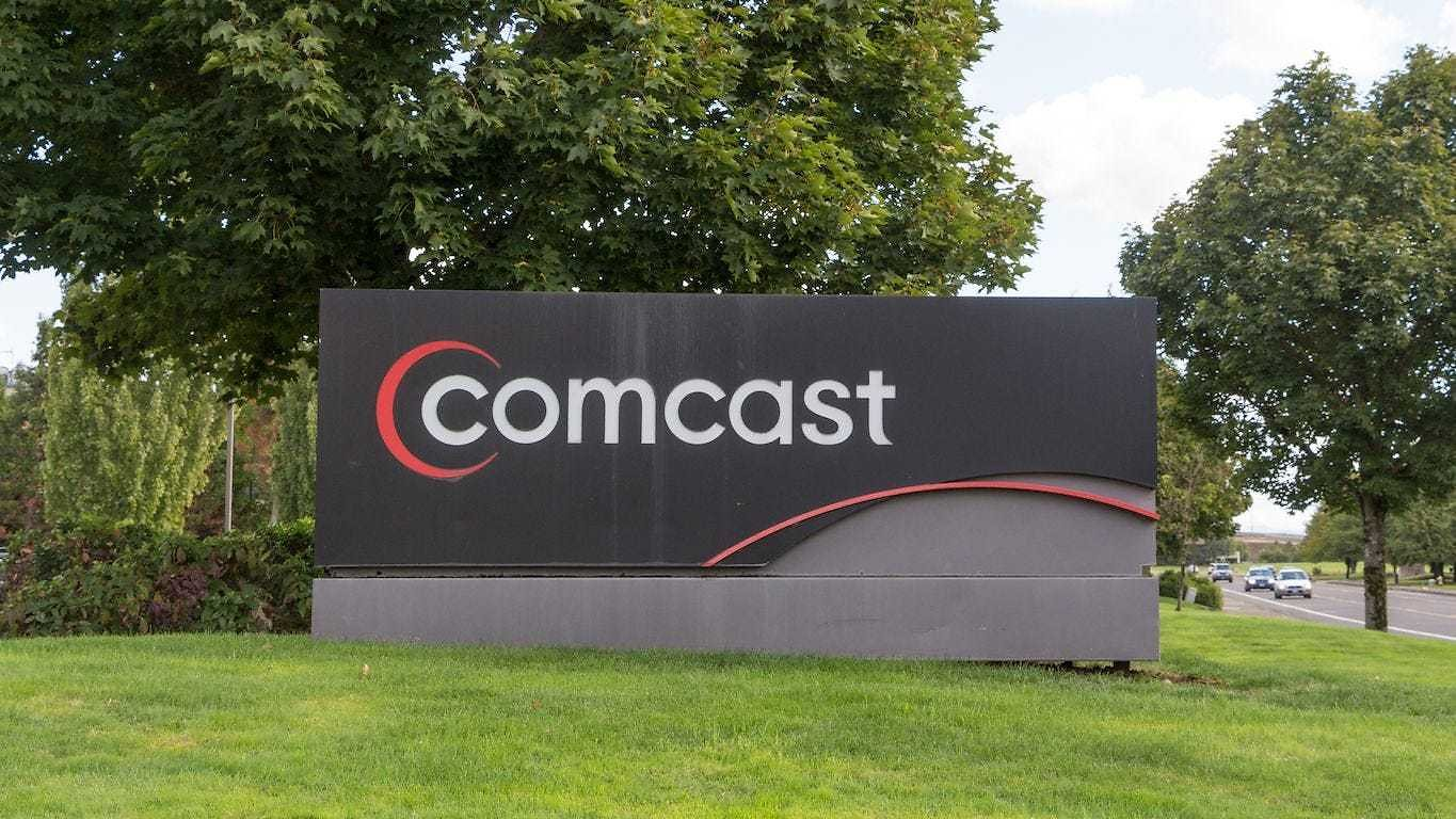 Comcast Is Rolling Out Data Caps to Xfinity Users Nationwide, and Consumers Are Angry