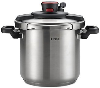 8-Qt T-Fal Clipso Stainless Steel Pressure Cooker