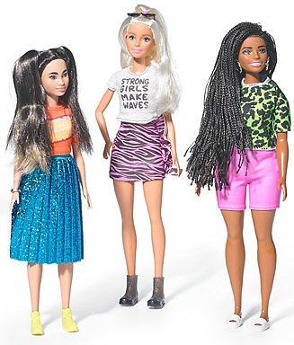 Barbie Fashionistas Dolls Collection & Reviews - Home