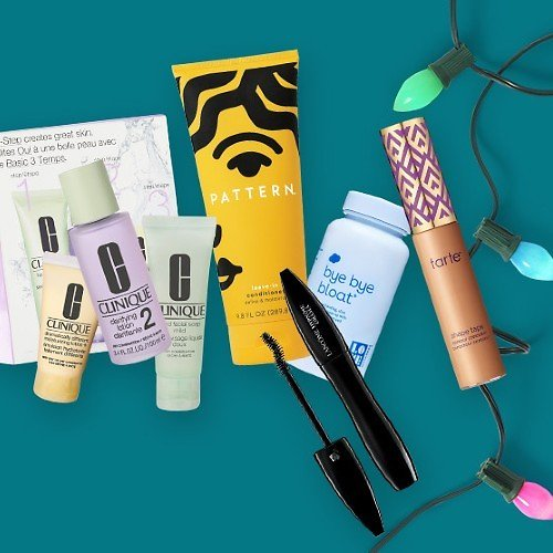 Up to 50% Off Holiday Beauty Blitz + Extra $5 Off $15