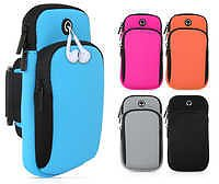 Wholesale Waterproof Outdoor Sports Running Mobile Phone Bag Arm Package For Men and Women From M.alibaba.com