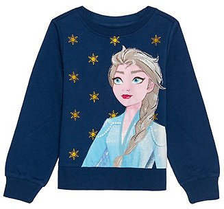 Frozen Toddlers Elsa Forever 2 Piece Pullover Set & Reviews - Sets & Outfits - Kids