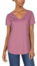Natural Reflections Everyday V-Neck Short-Sleeve T-Shirt for Ladies | Bass Pro Shops