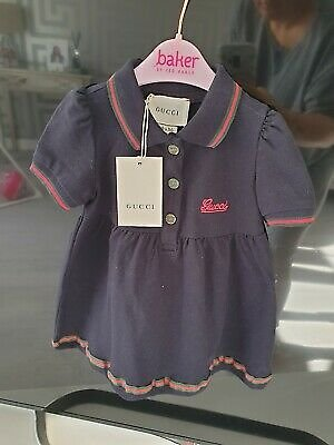 Baby Girl Gucci Dress 18m - Used - Excellent Condition