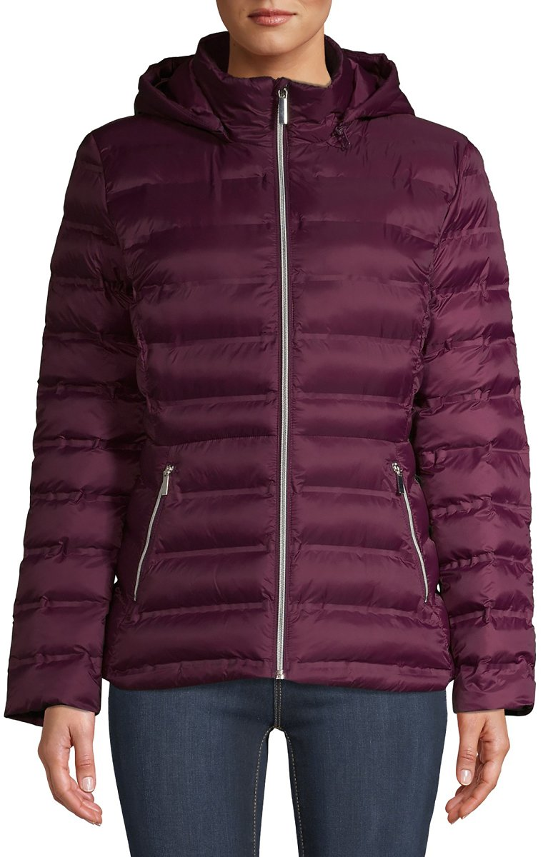 Time and Tru Women'sPuffer Jacket (Mult Colors)