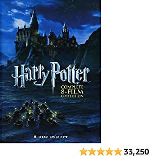 Harry Potter: The Complete 8-Film Collection 2020