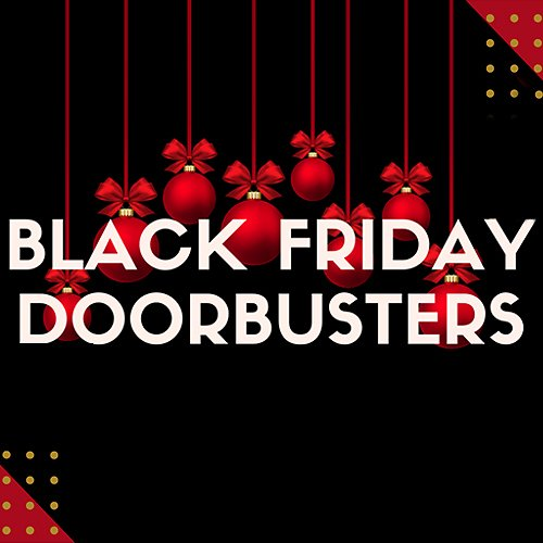 Best Doorbusters for Black Friday 2020