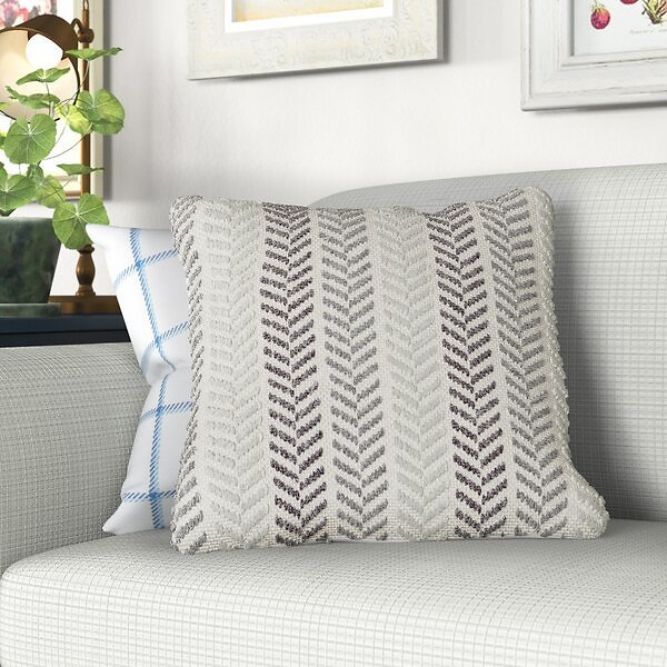 SALE 55% OFF ON Mcpherson Square Cotton Pillow Cover & Insert