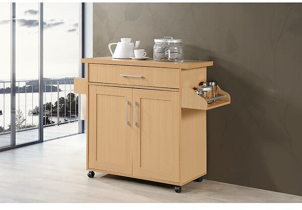 Crisfield Kitchen Cart