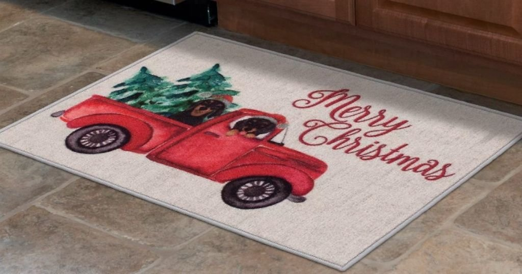 Accent Rugs (Multiple Styles) From $4