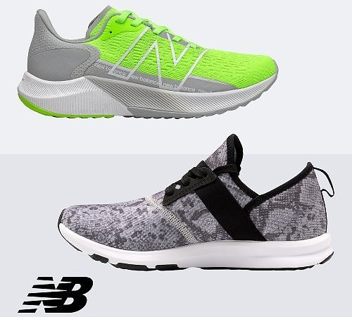 Up to 50% OFF New Balance: Toddler to Adults