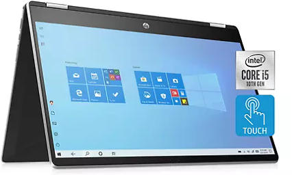 15.6-in Touch Laptop w/Intel Core i5, 8GB RAM