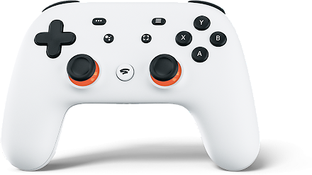 Stadia Controller (3 Colors)
