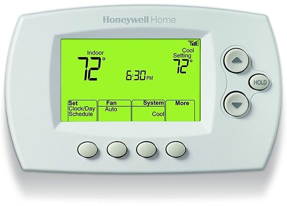 Honeywell Home Wi-Fi 7-Day Programmable Thermostat, Works W/Alexa