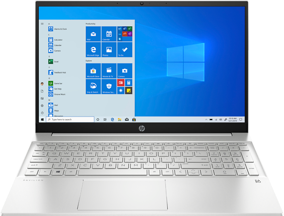 HP Pavilion 15z-eh000 15.6-in Laptop W/Ryzen 7 256GB SSD