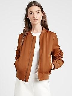 Today's Deals: $30 Sweaters + $69 Satin Bombers