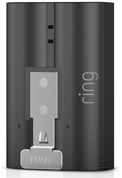 Ring Video Doorbell 2 and Ring Spotlight Cam Rechargeable Li-ion Battery