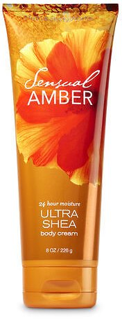 Signature Collection Sensual Amber Ultra Shea Body Cream