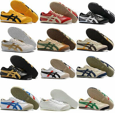 Herren Onitsuka Mexico66 Tigers Gel Sport Sportschuhe Men Sneaker Athletic Shoes