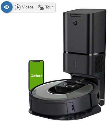 IRobot Roomba I8+ Wi-Fi Connected Robot Vacuum