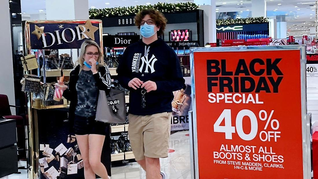 Black Friday Is Different This Year. But All Is Not Lost for Retailers