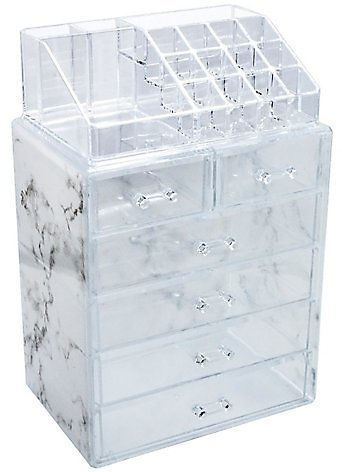 Sorbus Makeup and Jewelry Storage Case