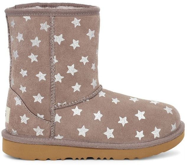 Classic II Short Stars Boot for Kids | UGG® Official