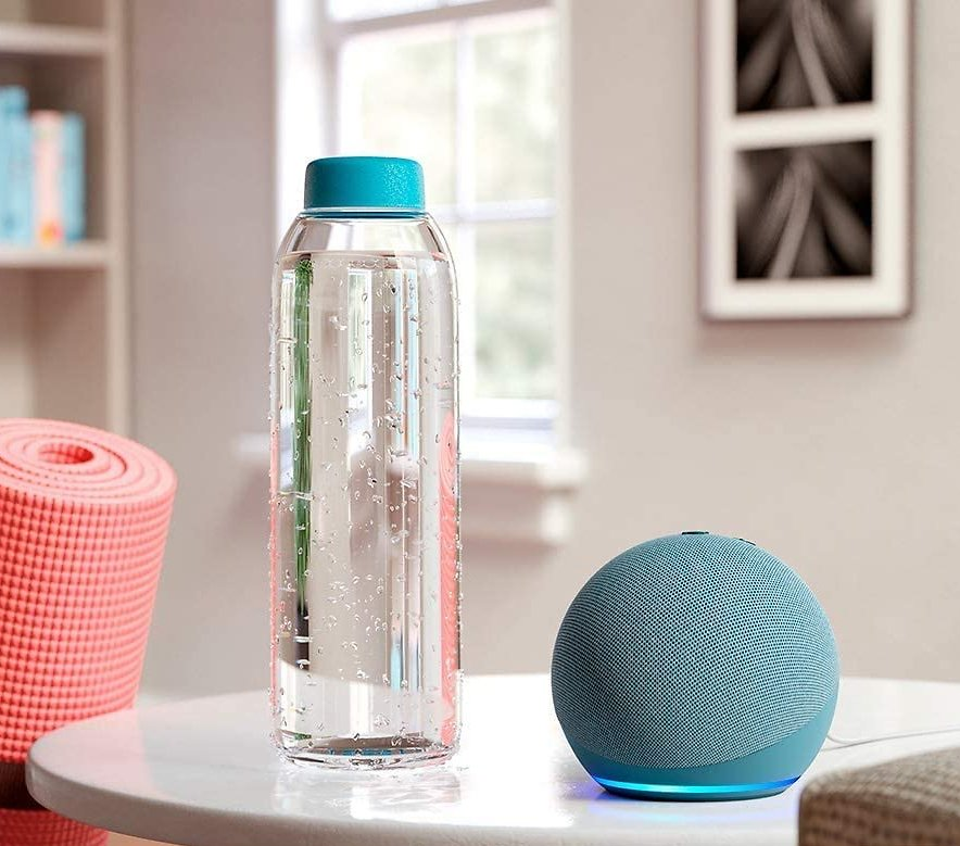 All-new Echo Dot (4th Gen) and 6 Months of Amazon Music Unlimited FREE w/ Auto-renewal (3 Colors)