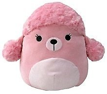 Squishmallow Pink Poodle Plush 16 Inch