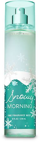 Signature Collection Snowy Morning Fine Fragrance Mist