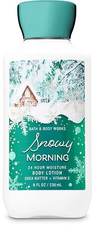Snowy Morning Super Smooth Body Lotion - Signature Collection | Bath & Body Works