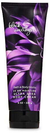 Black Amethyst Ultra Shea Body Cream