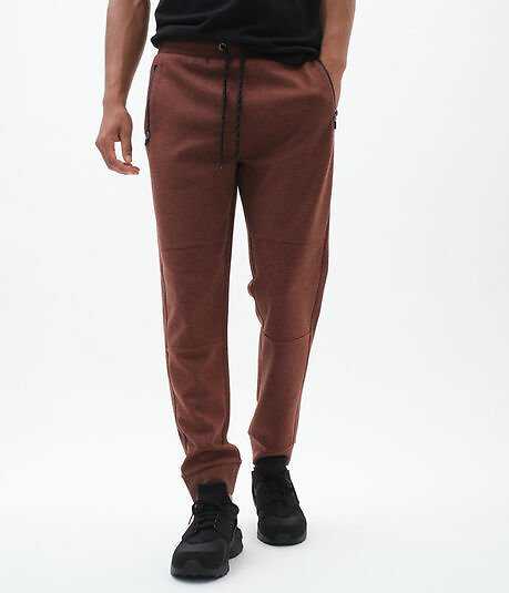 Tech Fleece Jogger Sweatpants - Brown