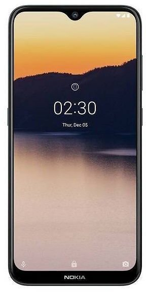 Nokia 2.3 Unlocked (32GB) - Charcoal Gray