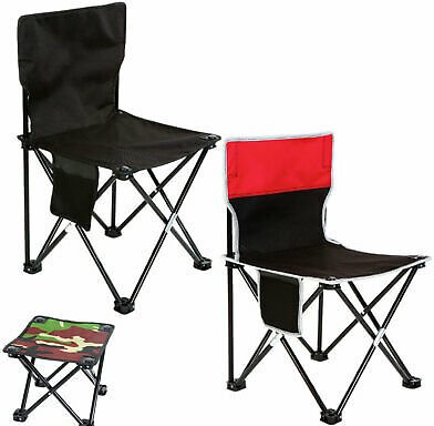 Camping Fishing Folding Stool Chair Lightweight Portable Outdoor Furniture Seats