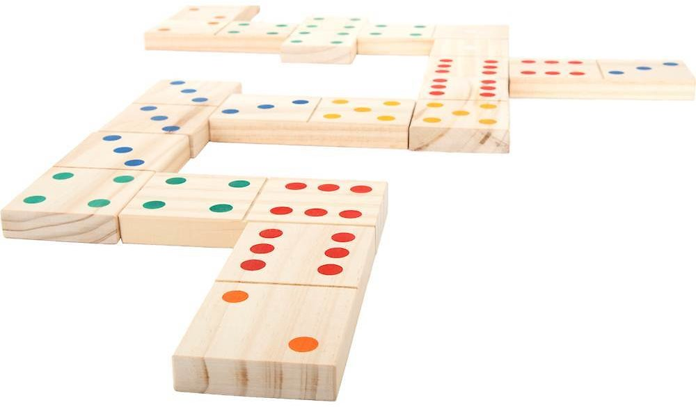 Hey! Play! Giant Wooden Dominoes Set M420007
