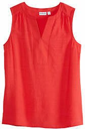 Kim Rogers® Women's Sleeveless Liano Top