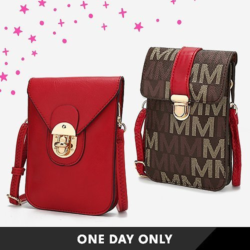 Phone Crossbody By MKF Collection