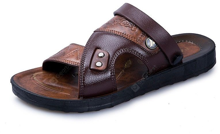Men Beach Sandals Dual-use Male Slippers Sale, Price & Reviews | Gearbest