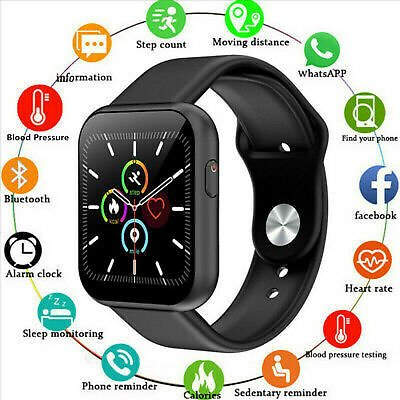 IP67 Waterproof Bluetooth Smart Watch Phone Mate For Iphone IOS Android Samsung