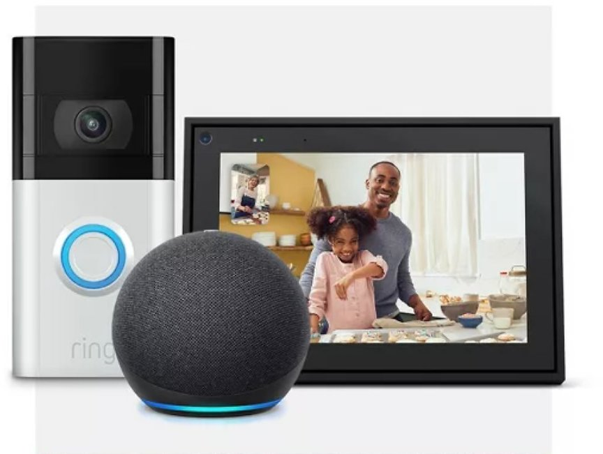 Save Up to 50% On Smart Home Devices from Amazon, Ring, Facebook Portal & More.*