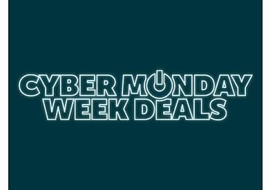 Up to 60% off Cyber Monday Week Deals