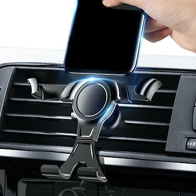 Gravity Car Air Vent Mount Cradle Holder Stand for IPhone Mobile Phone GPS