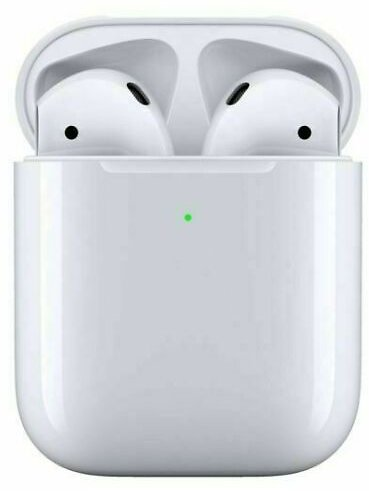 Apple Airpods 2nd Generation with Wireless Charging Case for Sale Online